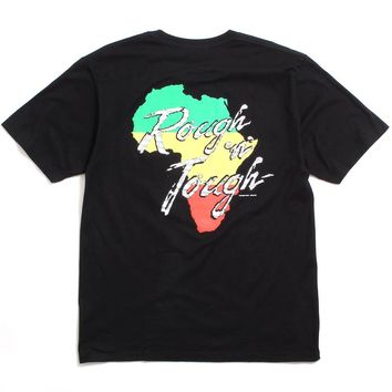 Rough N' Tough T-Shirt Black