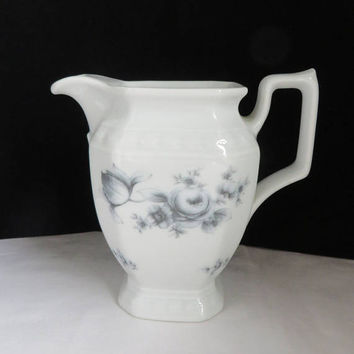Vintage Selfmann Weiden Creamer, W. Germany China, Andrea Pattern, Home Decor, Fine China