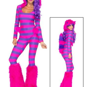 Leg Avenue Sexy Cheshire Cat Costume