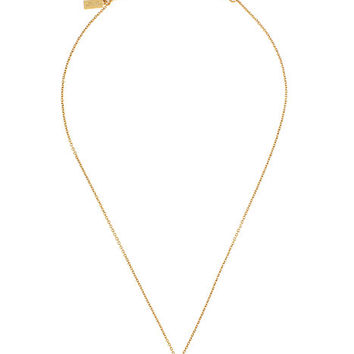 Kate Spade Pave Initial Pendant