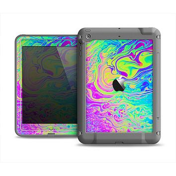 The Neon Color Fushion Apple iPad Mini LifeProof Fre Case Skin Set