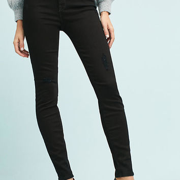 Parker Smith Bombshell High-Rise Skinny Ankle Jeans
