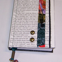 Alice in Wonderland Journal by annemadethis on Etsy