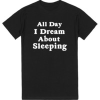 All Day I Dream About Sleeping