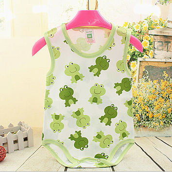 Children pajamas Baby Bodysuit Infant Jumpsuit Overall Body Suit Baby Clothing Summer Cotton Baby Bodysuits For Boy Girl Clothes