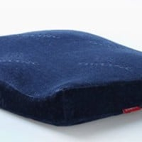 Love Home Memory Foam Seat Cushion Seat Pad with Velvet Cover (Navy Blue):Amazon:Home & Kitchen