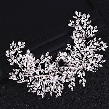 Hair Comb Bridal Headband Wedding Hair