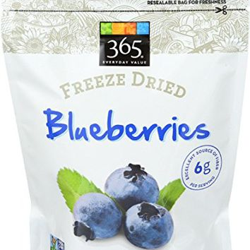 365 Everyday Value, Freeze Dried Blueberries, 1.2 oz