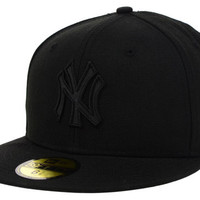 New York Yankees MLB Reflective City 59FIFTY Cap