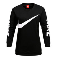 "Fashion ""NIKE"" Women Unisex Top Sweater"