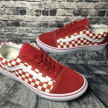 "Vans Old Skool ""Anaheim"" Running Shoes 35-44"