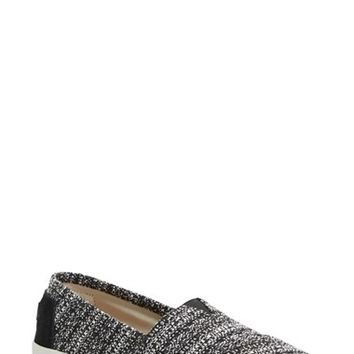 Women's TOMS 'Avalon' Boucle Slip-On,