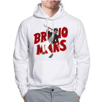 Bruno Mars Guitar Hoodie -tr3 Hoodies for Man and Woman