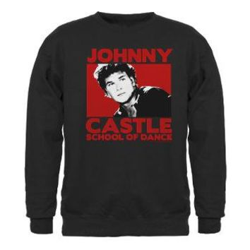 Johnny Castle Dance Bold Sweatshirt> Dirty Dancing Hoodies and Sweatshirts> Dirty Dancing T-Shirts From Gold Label