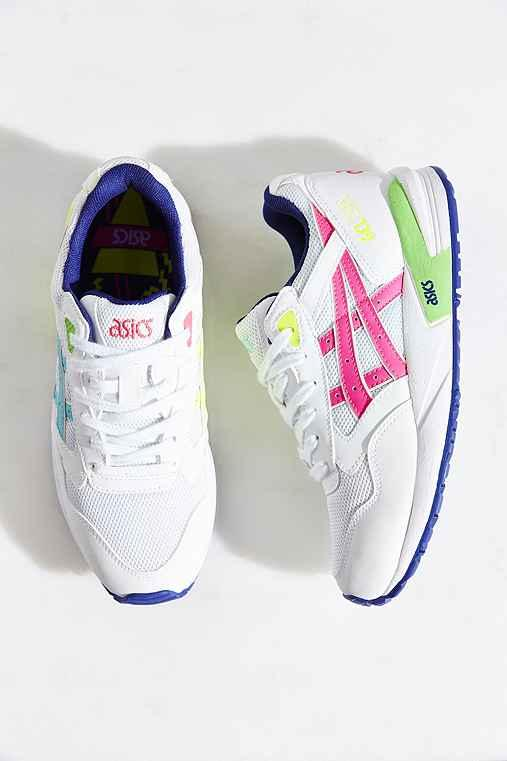 Asics GEL-Saga White Running from Urban Outfitters  77283f94b921