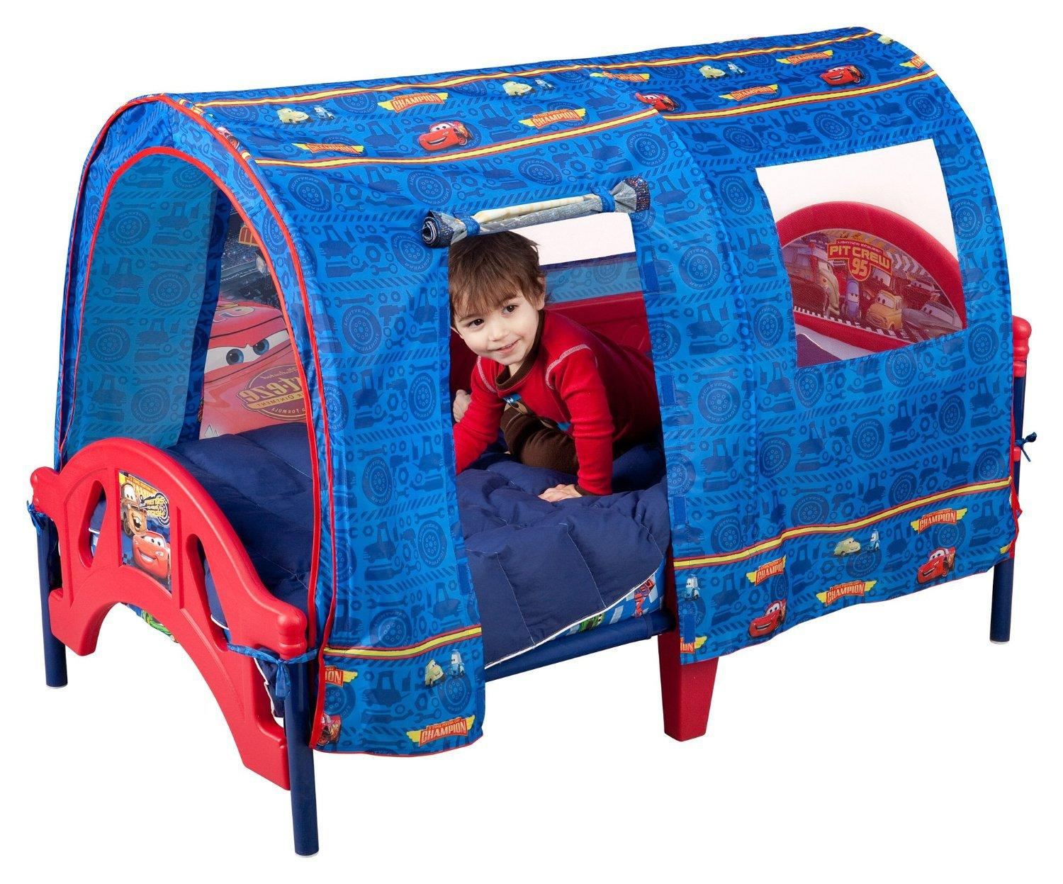 Disney Pixar Cars Tent Toddler Bed from Amazon | Babies ...
