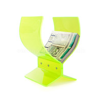 The Butterfly Magazine Rack - Green