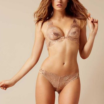 Casella Brief Rose Gold