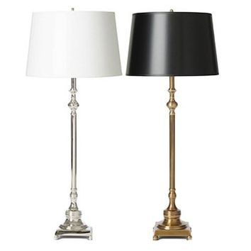 Barbara Cosgrove Thin Buffet Lamps