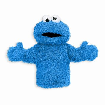 Gund Plush Cookie Monster Hand Puppet