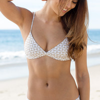 MIKOH - Belize Top | Tapa Cloth Shell