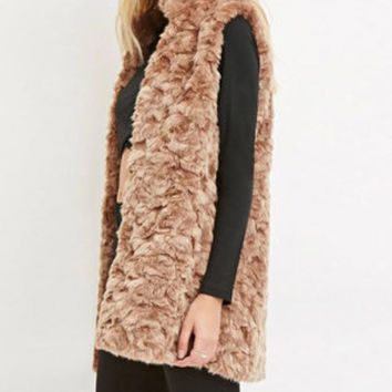Vest - Caught Up - Jackets - Jackets & Outerwear - Women - Modekungen