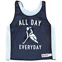 Field Hockey All Day Everyday Racerback Pinnie