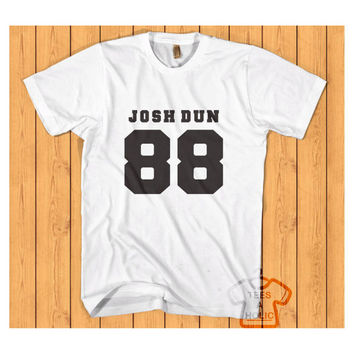 twenty one pilots josh dun 88 Shirt Tshirt Clothing For Men Women Color White TH129