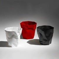 Essey BinBin Wastebasket - Style # ES-BN, Contemporary Waste Baskets, Modern Waste Baskets, Trash Cans, Alessi, Iittala at SWITCHmodern.com