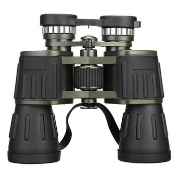 Night Vision 60x50 Military Army Zoomable Powerful Binoculars HD for Outdoor hiking Hunting Camping equipment survival kit