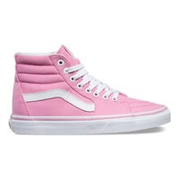 Canvas Sk8-Hi | Shop Womens Shoes at Vans