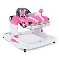 All-in-One Mobile Entertainer, Pink Baby Walker Best Baby Shower Gifts