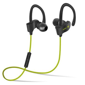 FORNORM Wireless Bluetooth V4.1 Headset Sport Stereo Headphone Earhook Handsfree Earphone For iPhone For Samsung phone 4 Colors