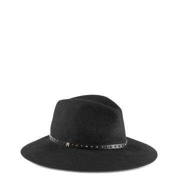 Studded Wool Hat