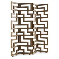 Brownstone Atherton 4 Panel Room Divider | www.hayneedle.com