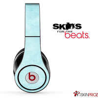 Vintage Blue Texture Skin For The Beats by Dre Studio, Solo, Pro, Mix-R or Wireless