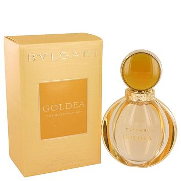 Bvlgari Goldea by Bvlgari Vial (sample) .05 oz for Women
