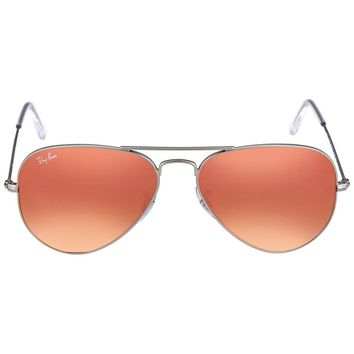 Cheap Ray Ban Aviator Copper Flash Sunglasses outlet