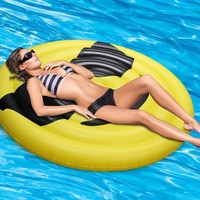 Pool Float-Giant 5' Sunglasses Emoji SAVE 50% off Retail