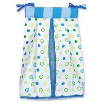 Dr. Seuss Oh, the Places You'll Go! Blue Diaper Stacker