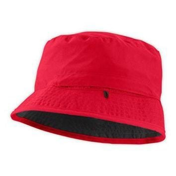ONETOW The North Face Sun Stash Hat Youth Fiery Red S