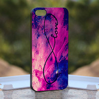 Galaxy INFINITE LOVE   - Design available for iPhone 4 / 4S and iPhone 5 Case - black, white and clear cases