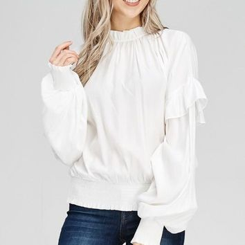 Ginnie Bishop Blouse