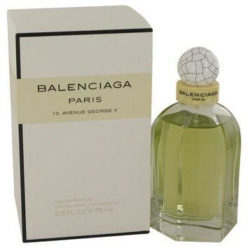 balenciaga paris by balenciaga eau de parfum spray 2 5 oz 25