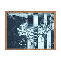 Caleb Troy Swell Zone Spatter Rectangular Tray