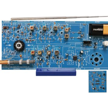 Solder Practice Kit - AM/FM Radio