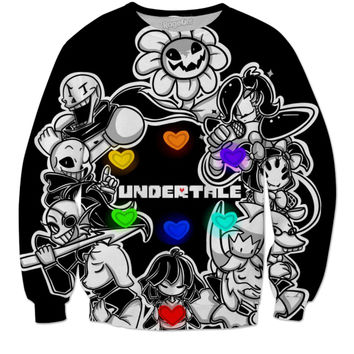 Undertale sweatshirt