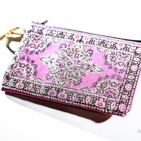 Credit card holder boho