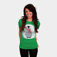 Chilly Little Penguin T Shirt By Noondaydesign Design By Humans