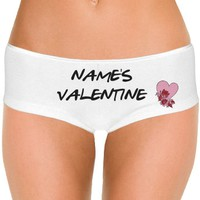 His valentine: Creations Clothing Art